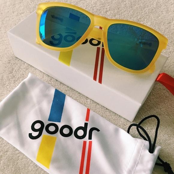 c31071a9e9 Goodr Athletic Running Sunglasses 🕶